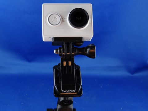 Xiaomi Yi patte gopro remplacement fixing